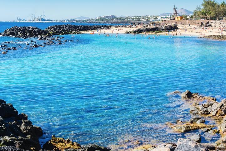 Playa del Jablillo beach, Lanzarote