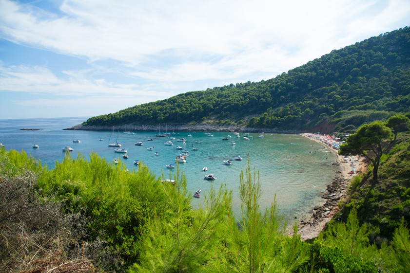 Sunj Beach, Chorvatsko