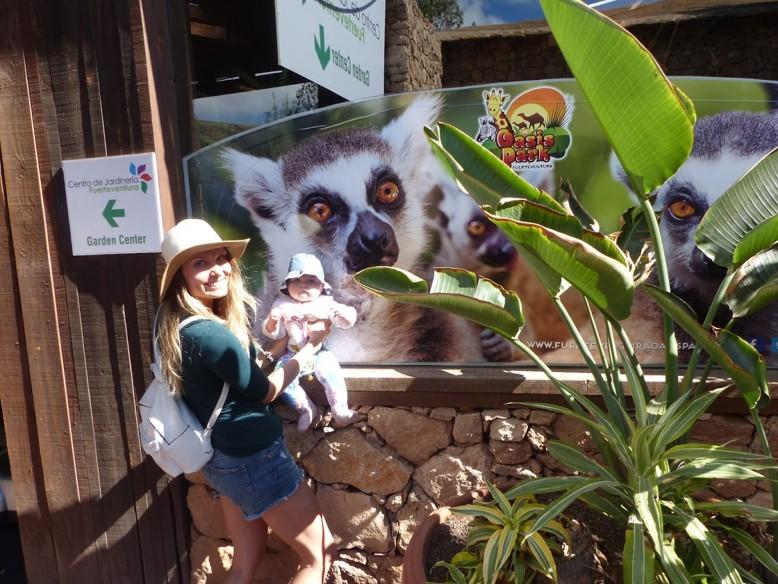 Zoo Oasis Park, Fuerteventura