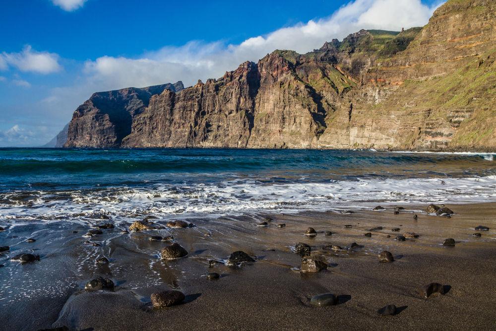Playa de los Gigantes
