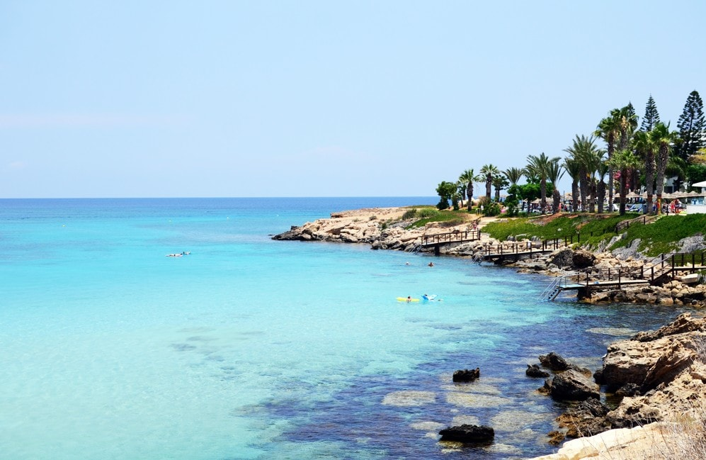 Fig Tree Bay, Kypr