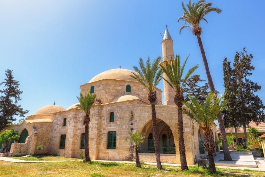 Hala Sultan Tekke, Kypr