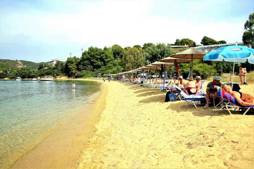 Kolios beach, Skiathos