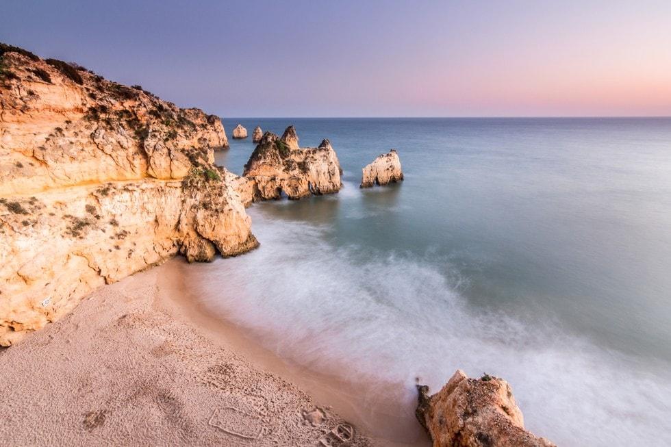 Portimao, Algarve, Portugalsko