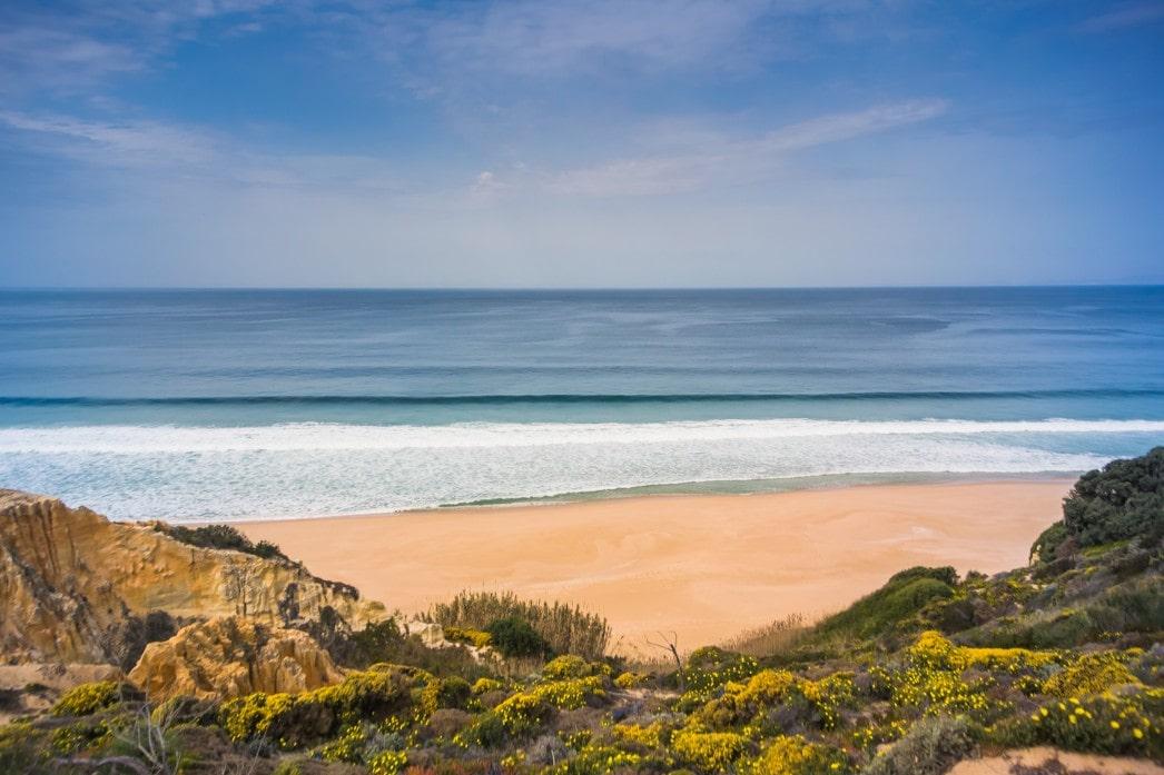 Praia da Gale, Alentejo - Portugalsko