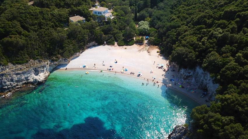 Rovinia, Korfu