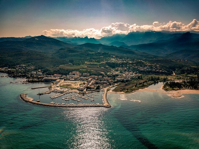 Solenzara, Korsika