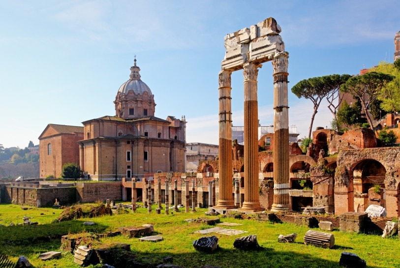 Forum Romanum - Řím