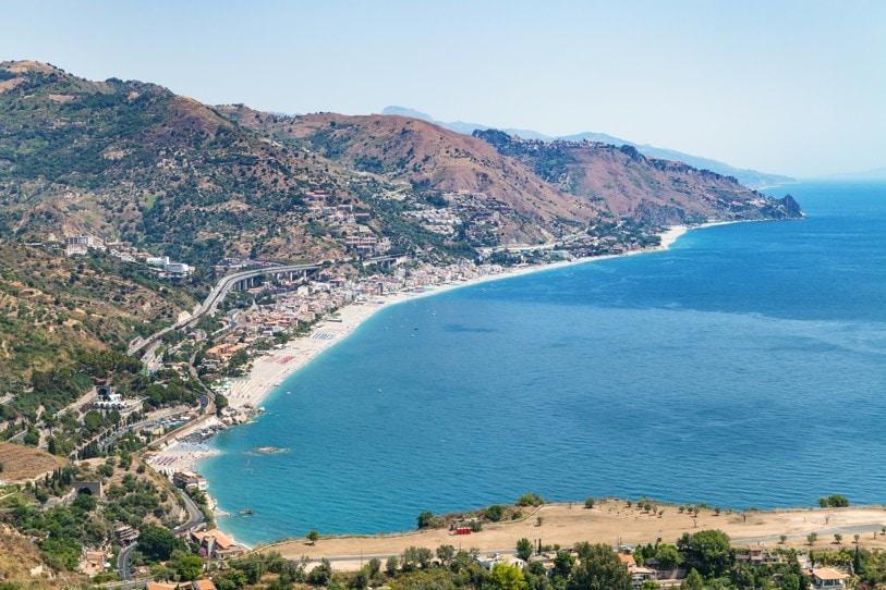 Letojanni, Sicílie