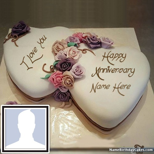 Romantic Happy Anniversary Images With Name