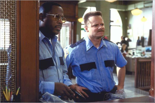 Security Guard Martin