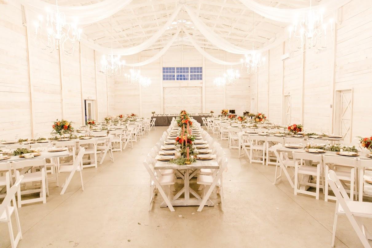 Wedding Reception Design: Nashville wedding planner Amy & I Designs featured on Nashville Bride Guide