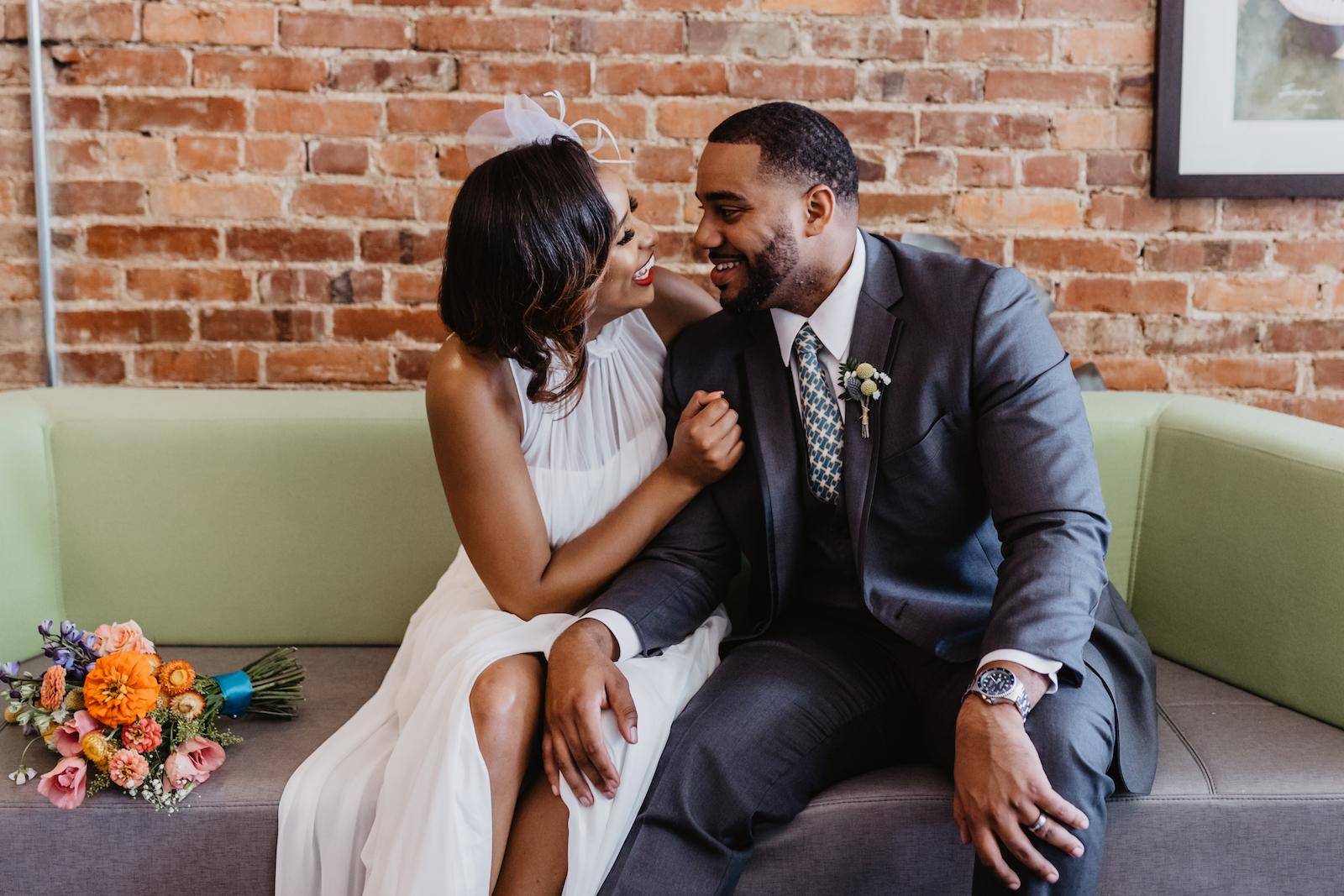 Music City Merger wedding inspiration featured on Nashville Bride Guide