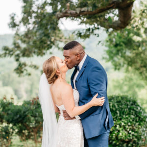 First look photography: Rustic Front Porch Farms wedding featured on Nashville Bride Guide