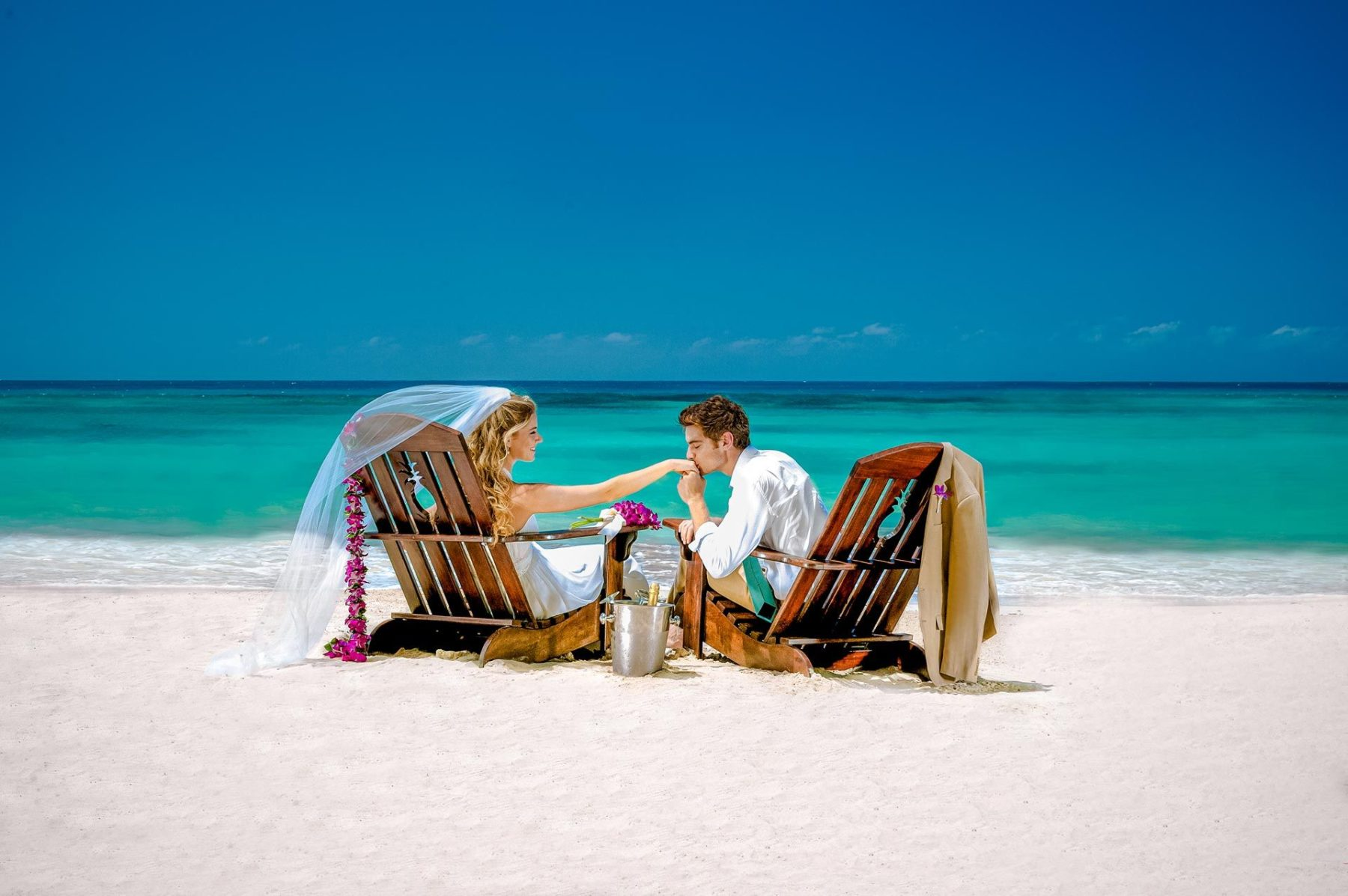 Top Reasons to Say I Do at a Sandals or Beaches Resort from 2 Travel Anywhere featured on Nashville Bride Guide