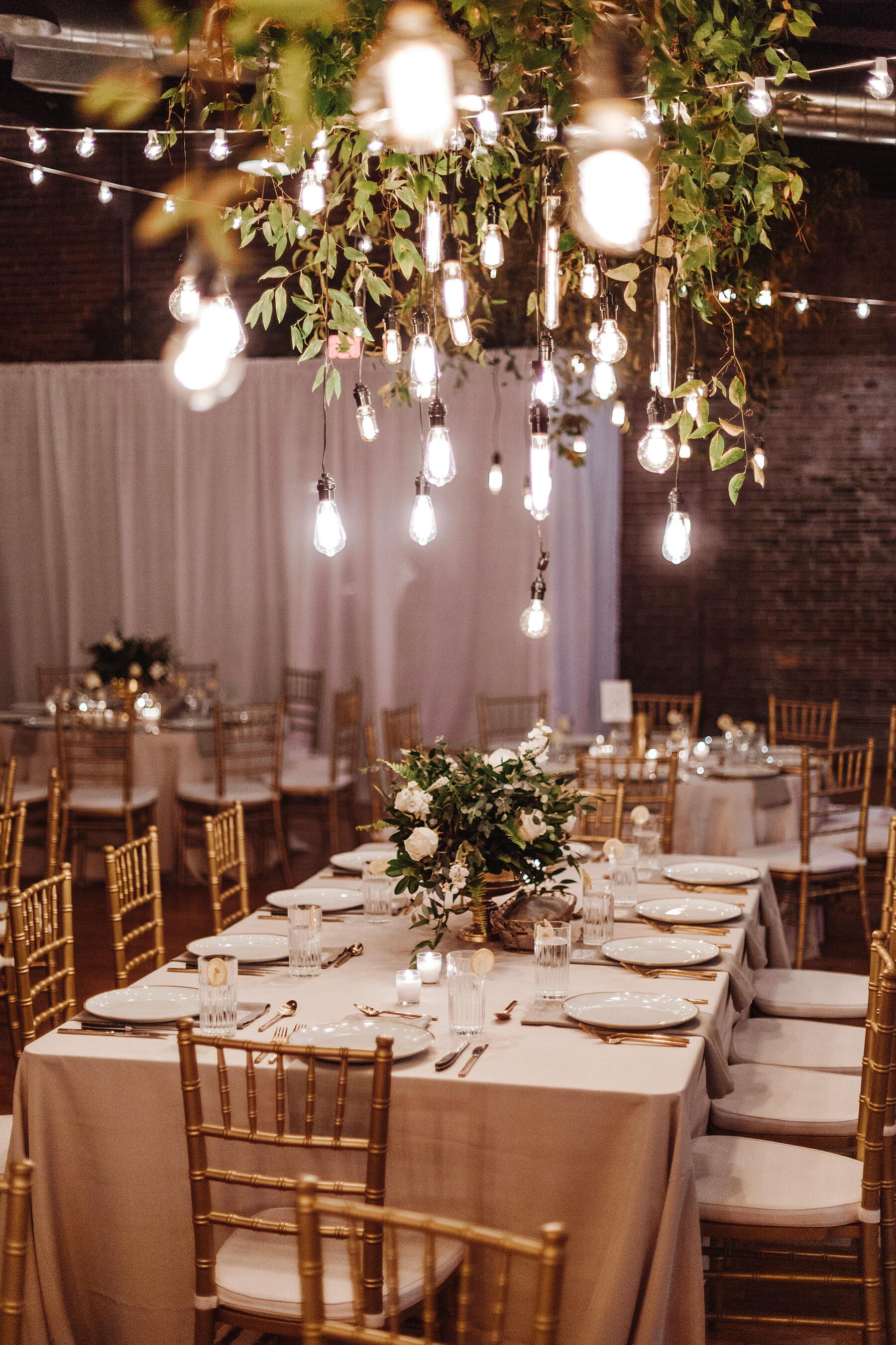 Premier W.E.D. wedding at Cannery Ballroom
