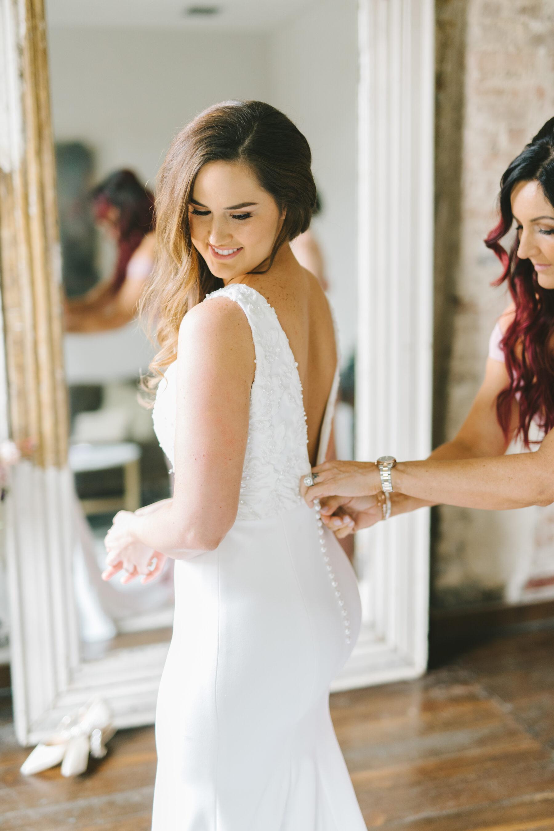 Fit and Flare Wedding Dress   Nashville Bride Guide