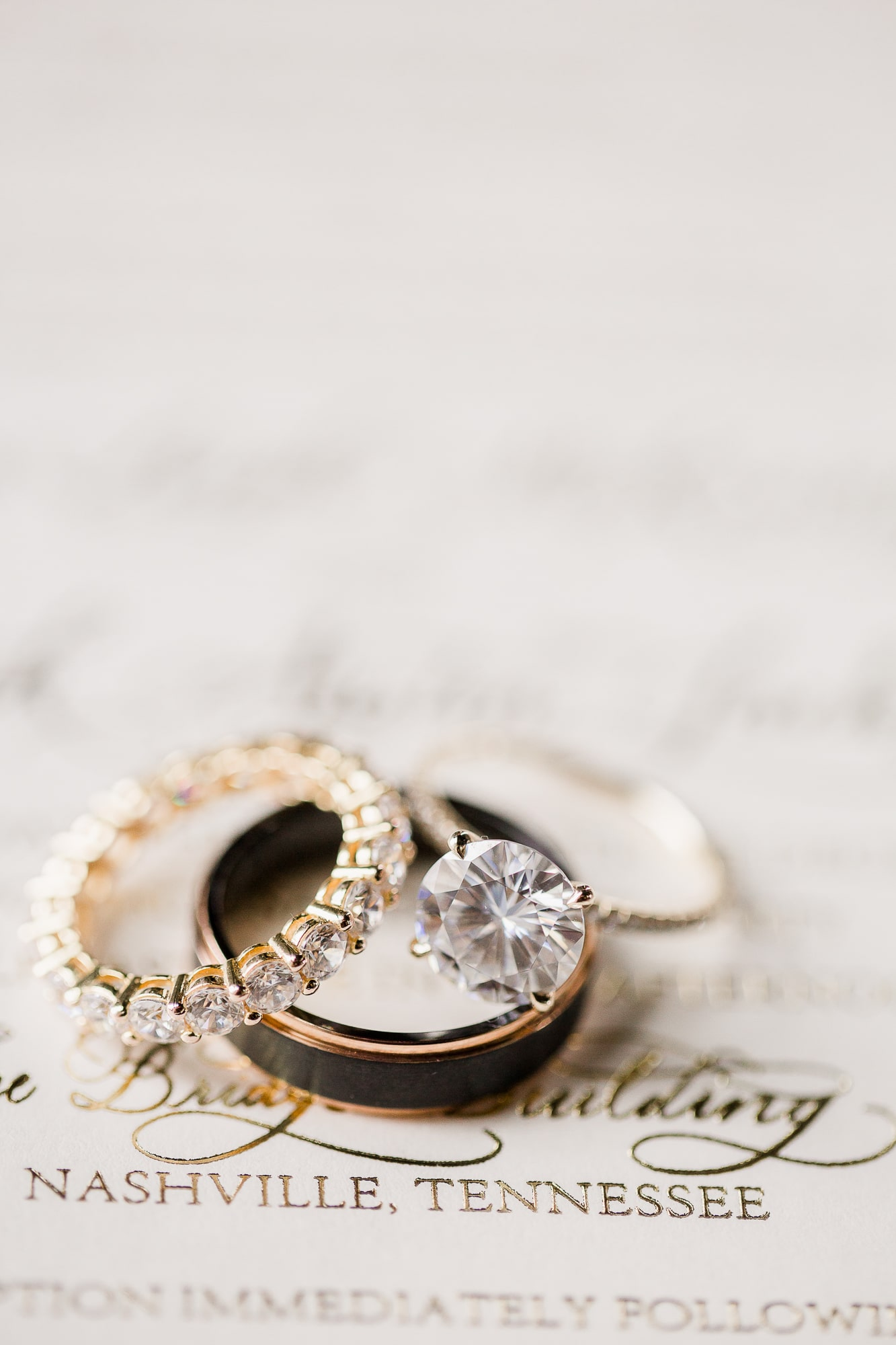 Wedding and Engagement Ring for Tennessee Wedding   Nashville Bride Guide