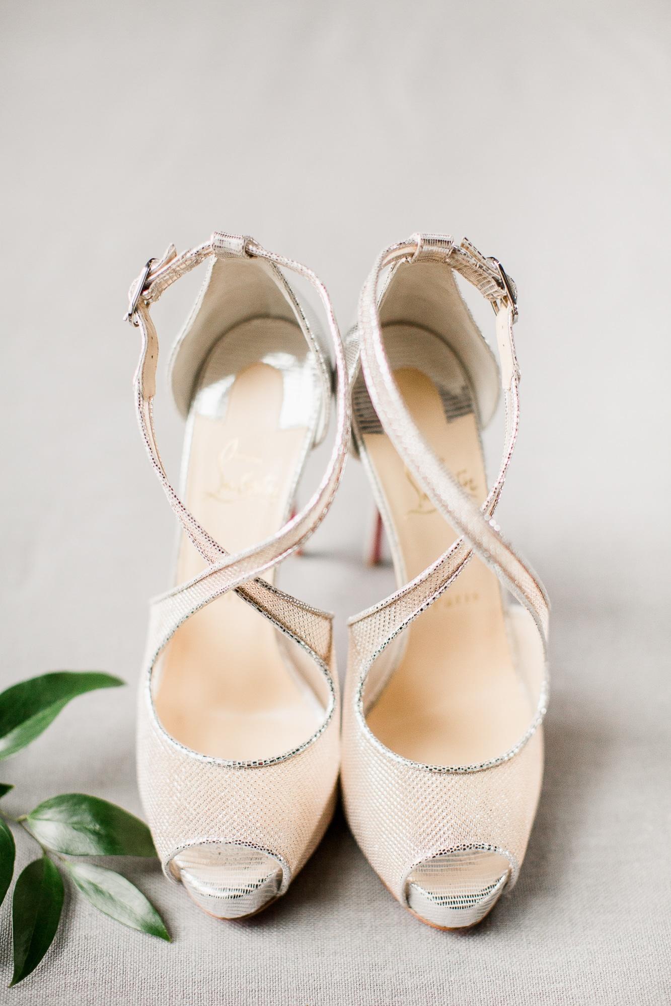 Christian Louboutin Bridal Shoes   Nashville Bride Guide