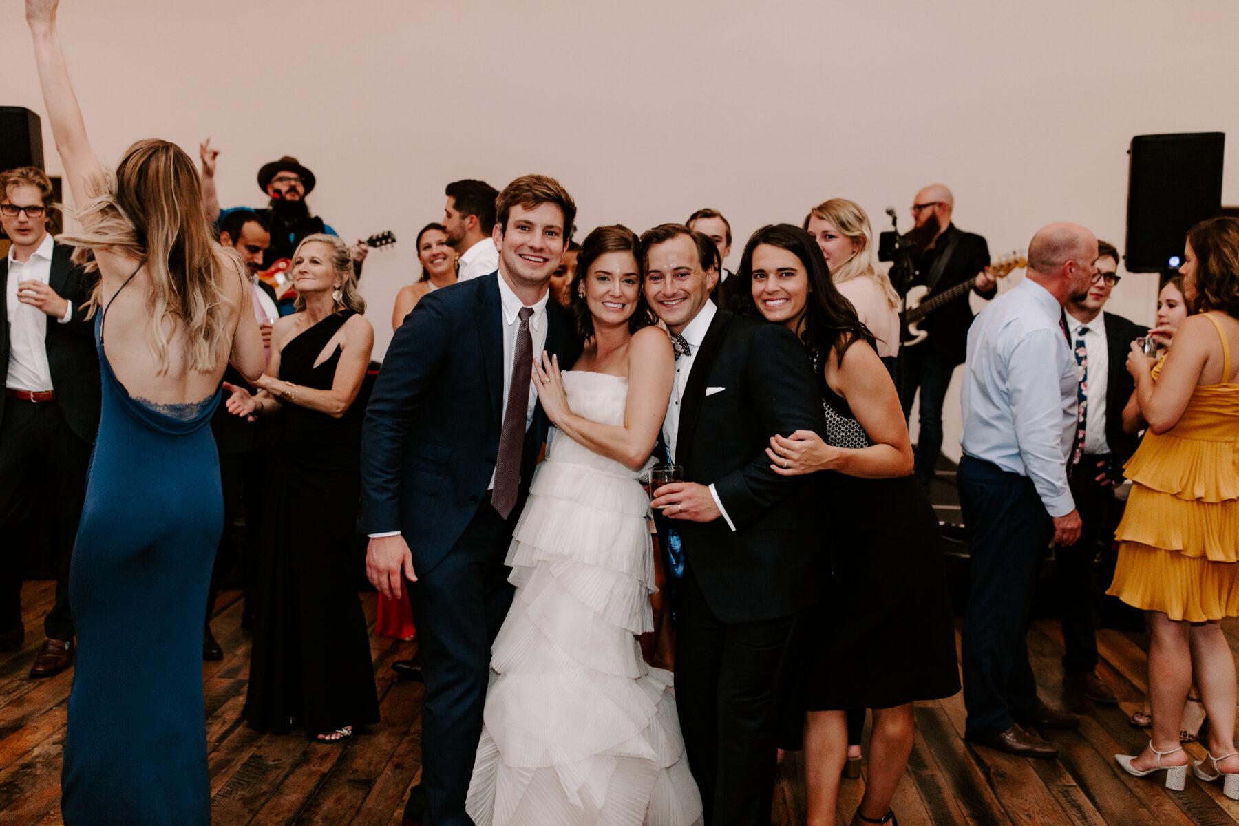 Music filled wedding at The Cordelle | Nashville Bride Guide