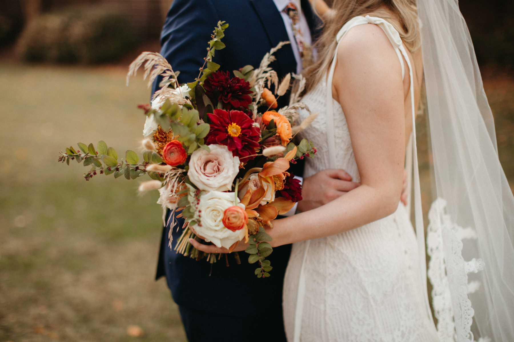 Intimate Boho Autumn Wedding at The Cordelle | Hannah Leigh Imagery