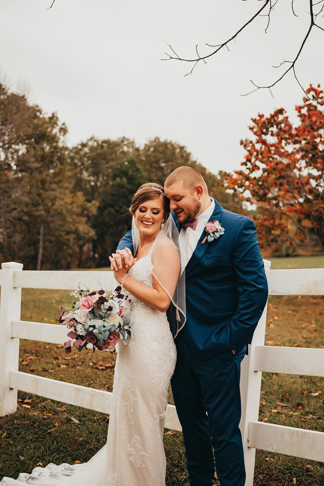 Lauren Grant Photography wedding portrait