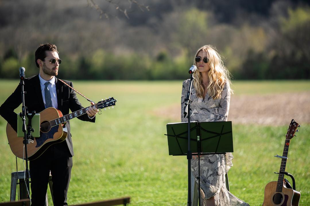 Tennessee wedding ceremony musicians