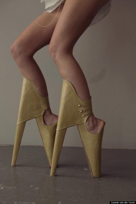 Amputee High Heel Shoes