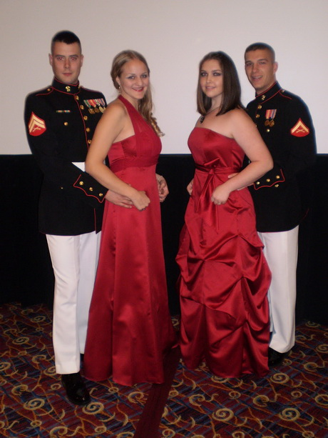 Marine Corps Ball Wear What
