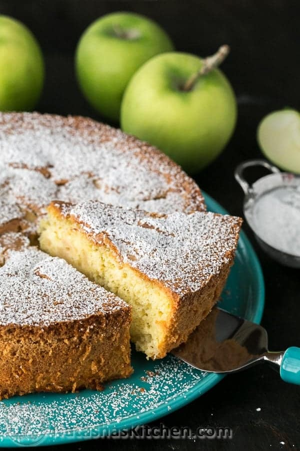 Apple Quick And Easy Cake