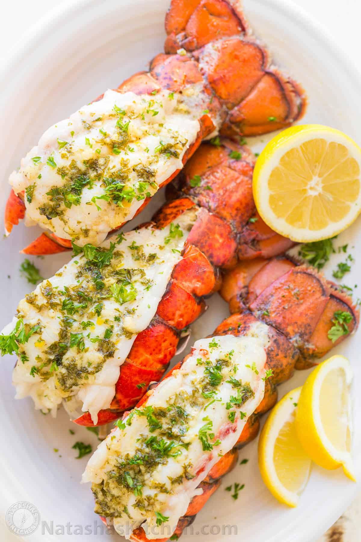 Fancy Seafood Restaurant Menu