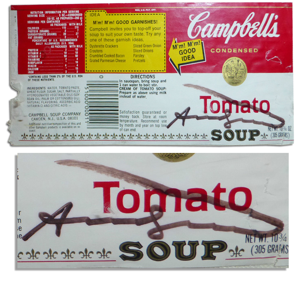 Campbells Healthy Request Tomato Soup