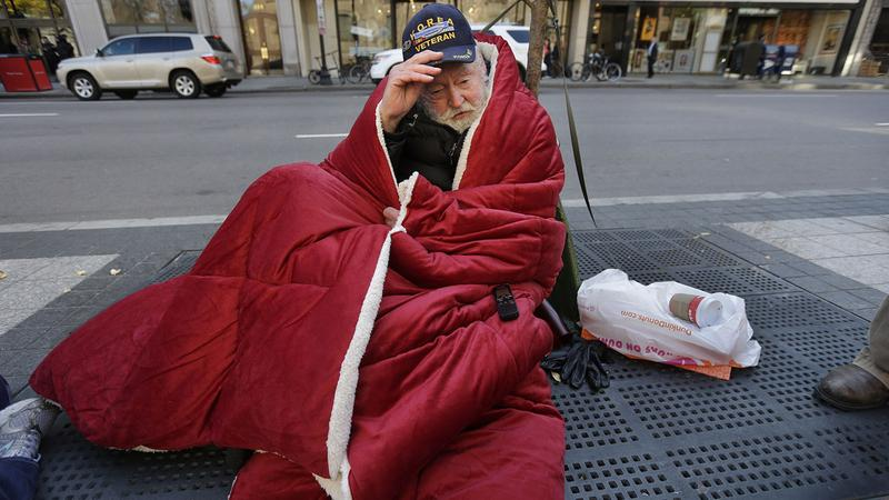 Veterans America Homeless