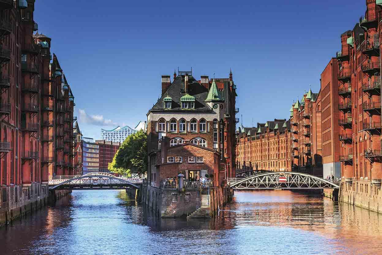 Hamburgo, la capital del Elba se reinventa