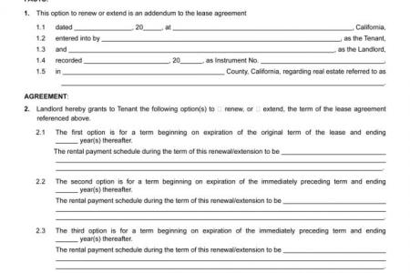 Best Free Fillable Forms Free Lease Amendment Form Free Fillable