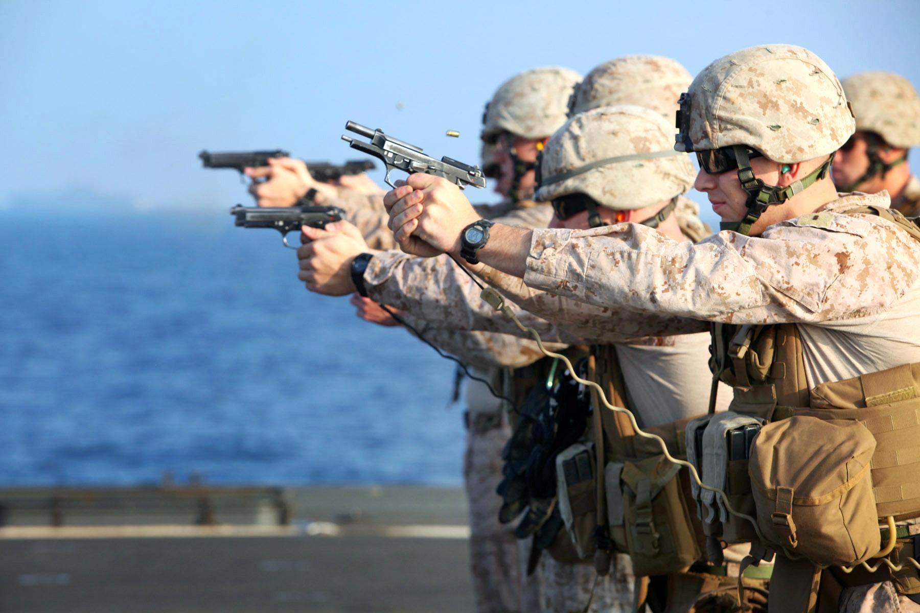 Marine Corps Advertising