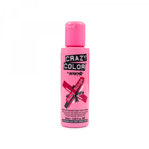 Crazy Color - Vopsea semipermanenta Ruby Rouge 100 ml