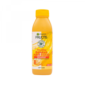 Garnier – Fructis Hair Food Banana sampon nutritiv 350 ml