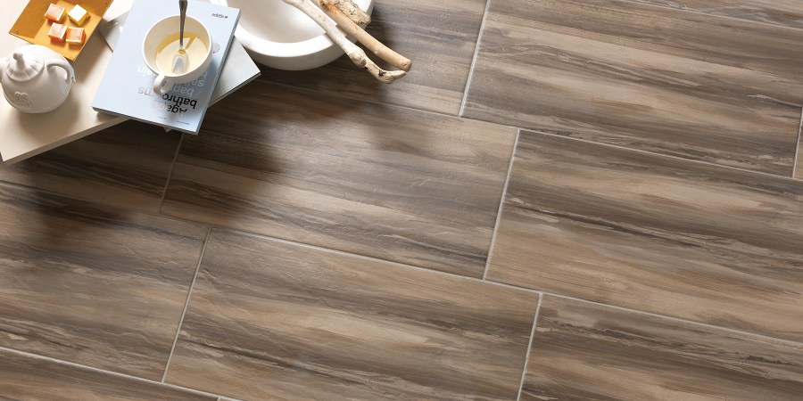 Paint Stone Tile by Happy Floors   Natural Stone   Tile Paint Stone Brown tile Happy Floors