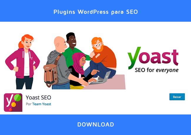 Yoast SEO - Plugin WordPress