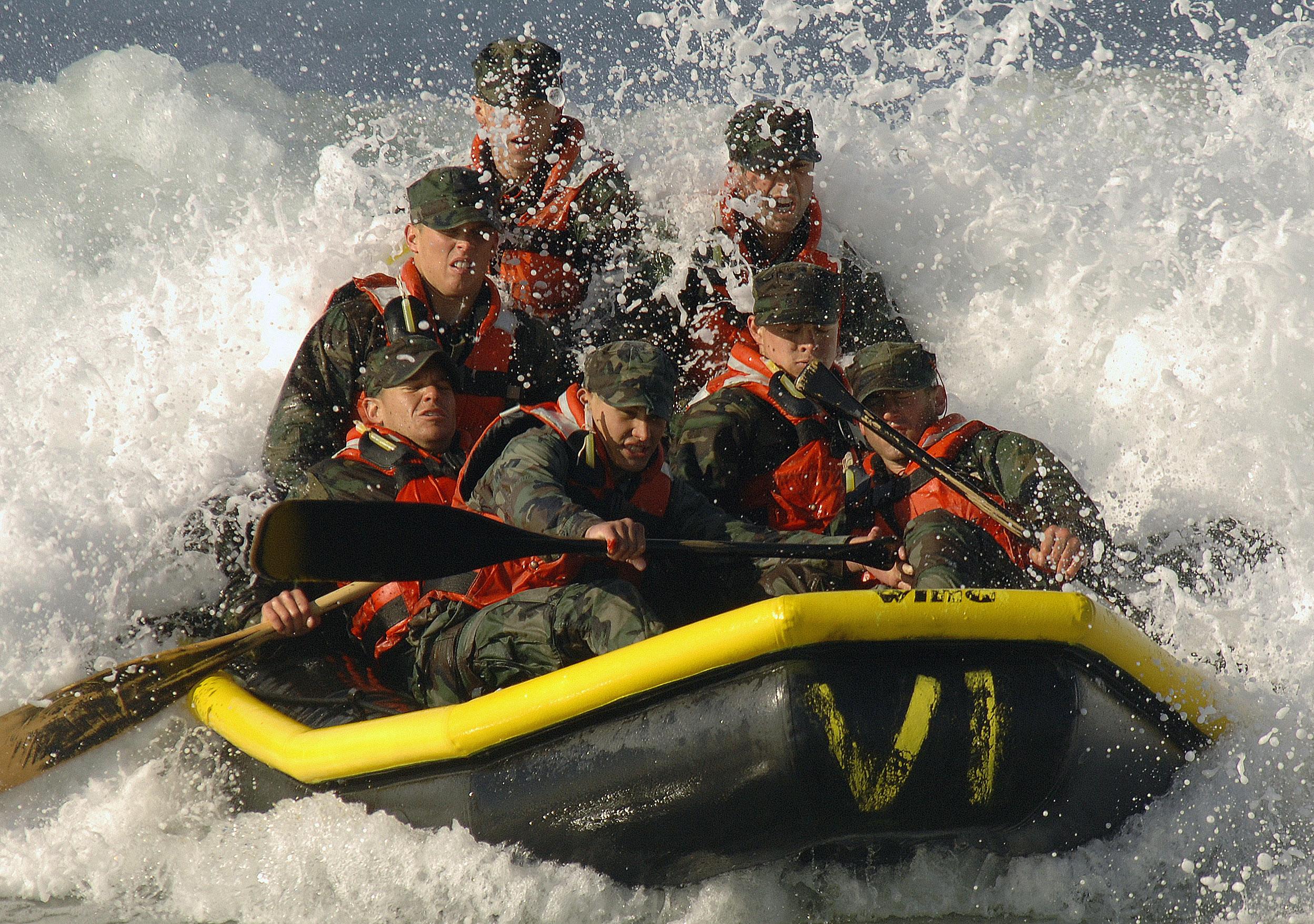 Navy Seal Training Hell