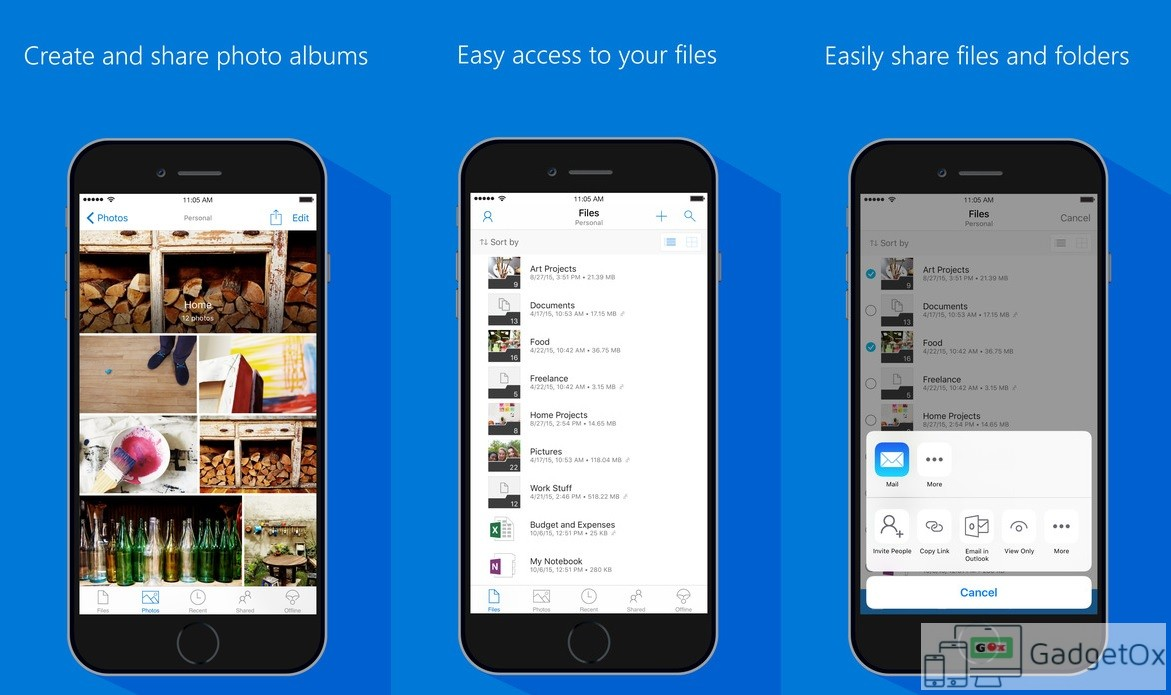 OneDrive integration comes to iMessage on iOS with latest update for