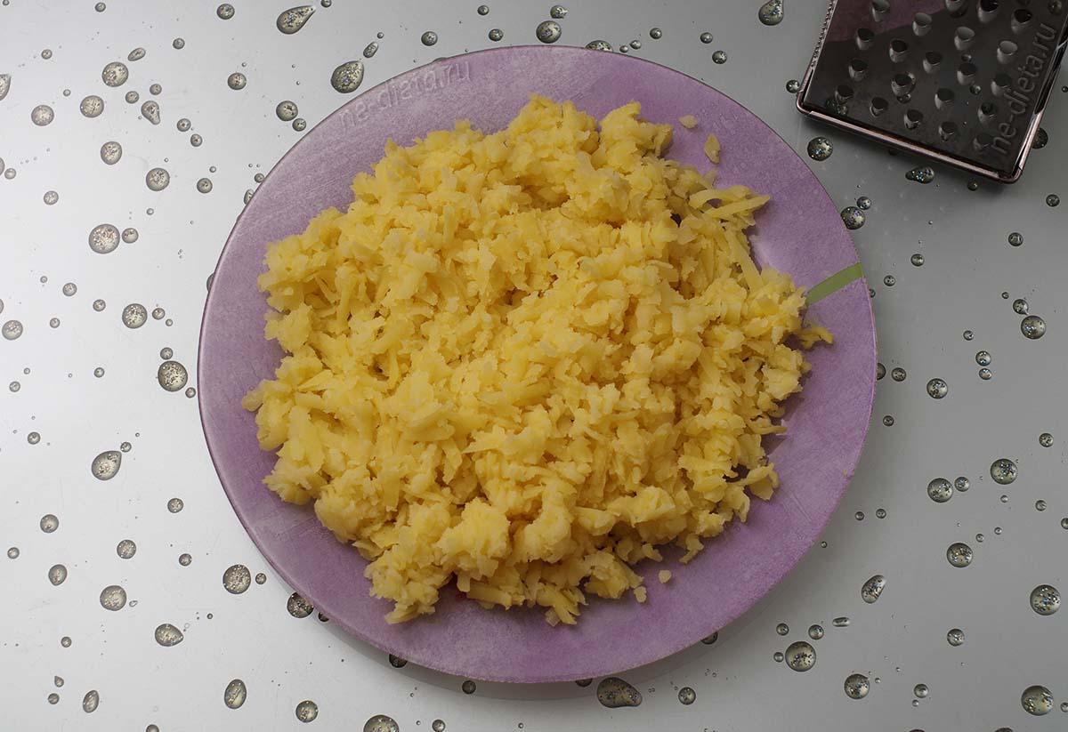 Картопты үлкен үгітіңіз
