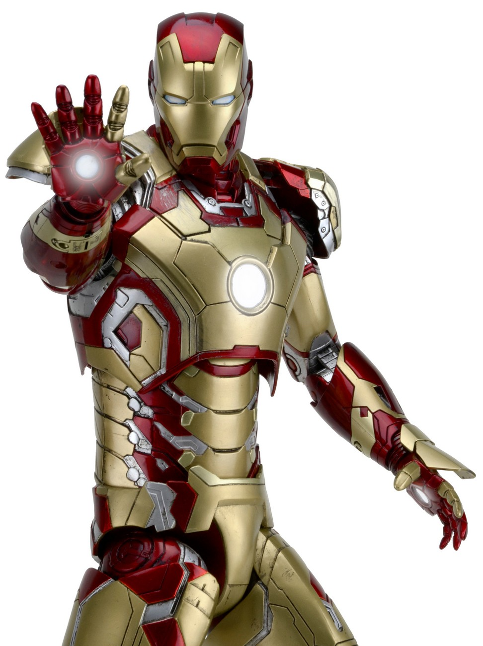 DISCONTINUED – Iron Man 3 – 1/4 Scale Action Figure – Iron ...