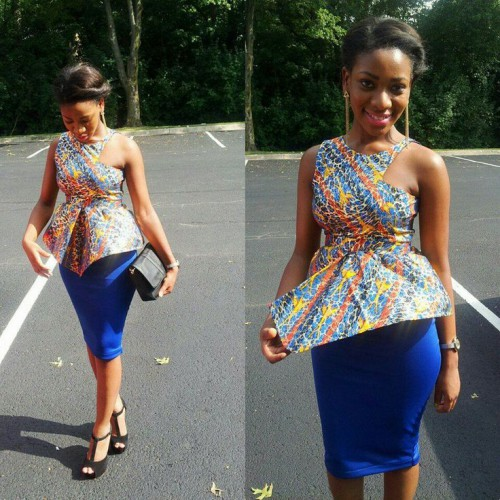 African Latest Kitenge Fashions