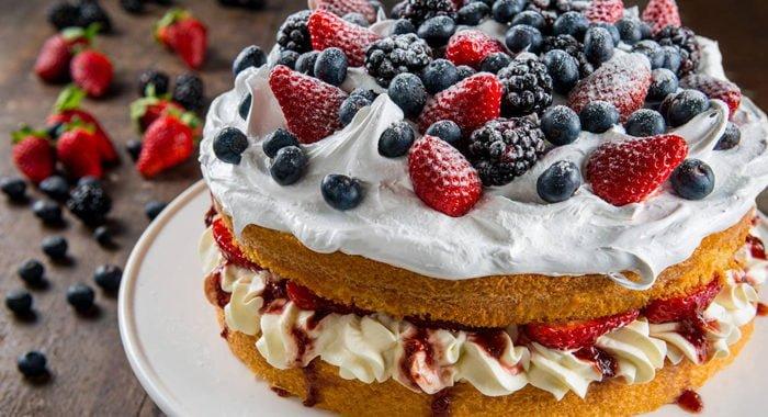 como fazer tortas para vender