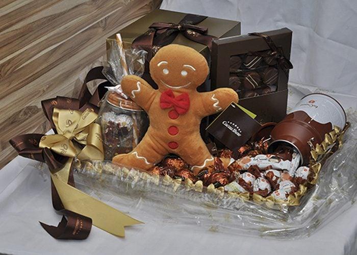 fazer cesta de natal para vender