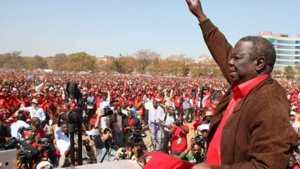 Tsvangirai's exclusion from grand coalition unthinkable ...