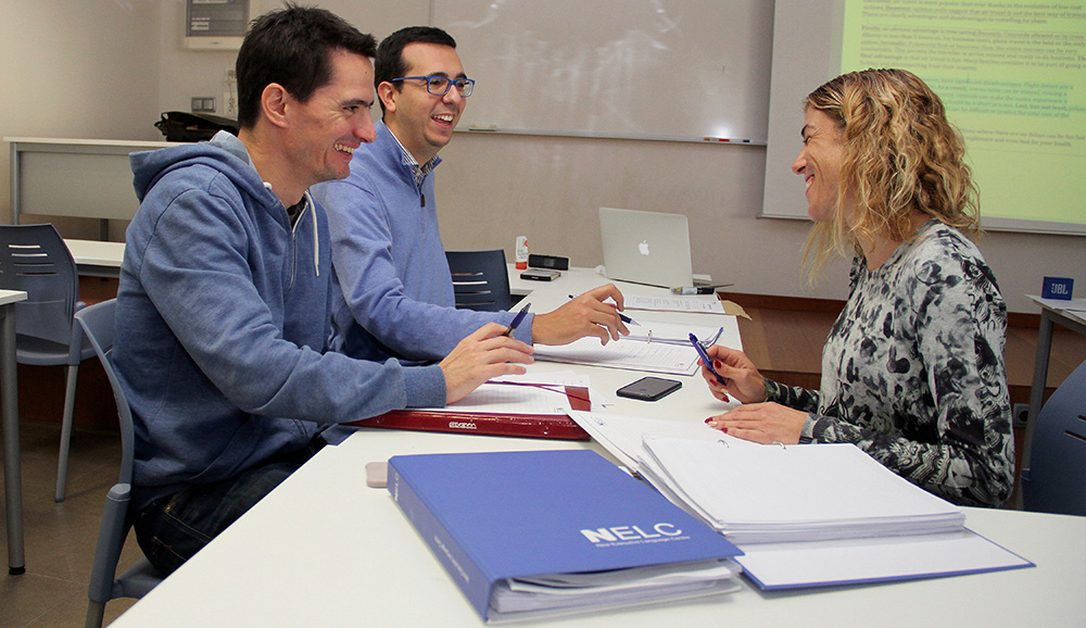 Courses for companies in NELC