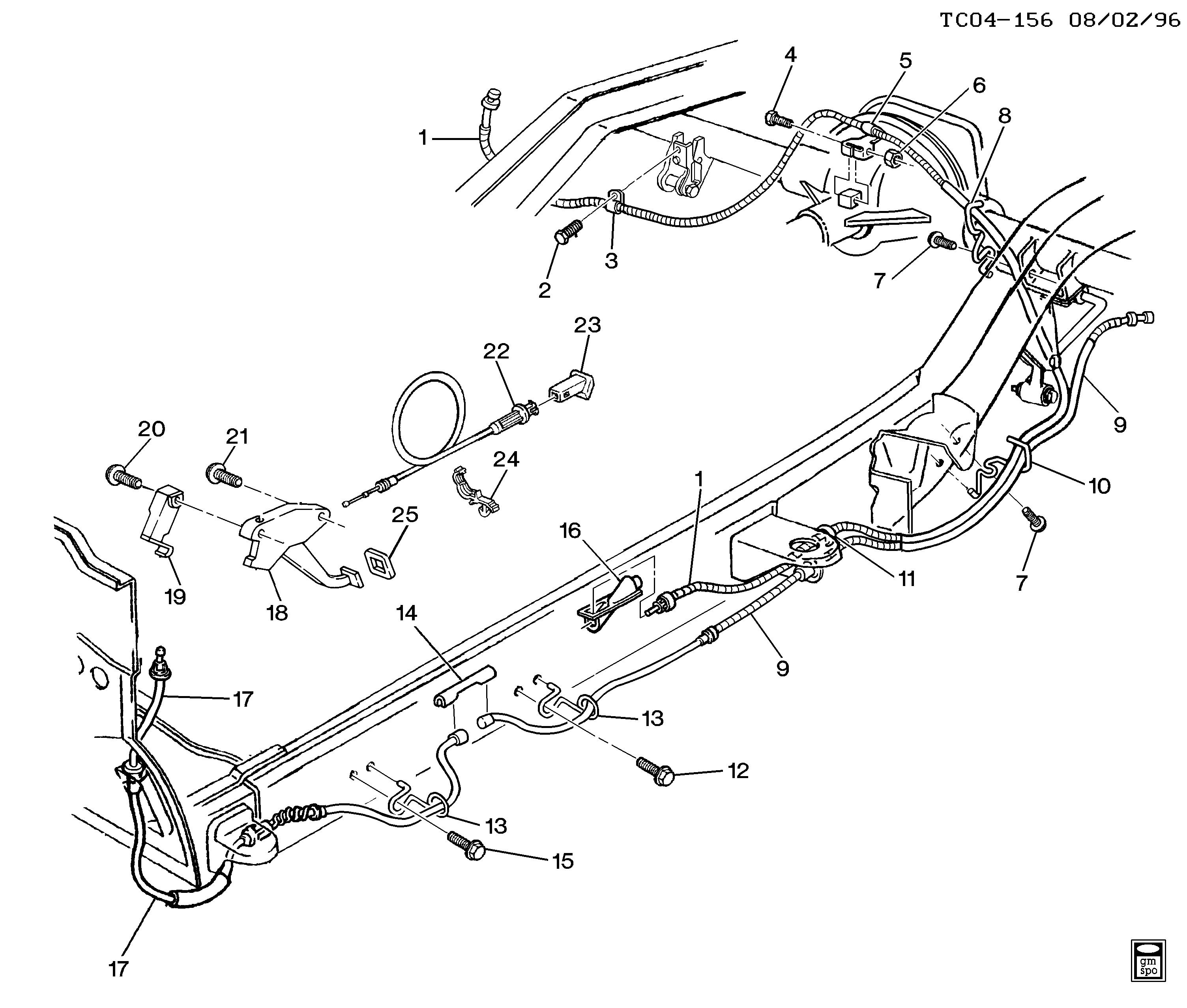 97 Chevy Silverado Wiring Diagram